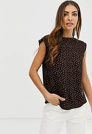 b.Young spotty blouse-Multi