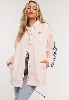Adidas x Girls Are Awesome jacket in pink-Multi