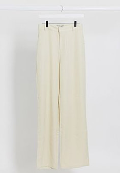 Daisy Street relaxed trousers in cream