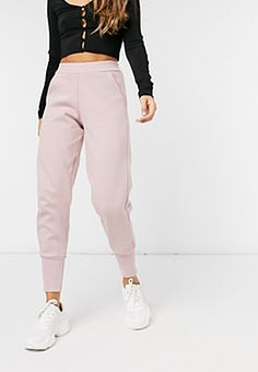 Ted Baker Radonna jersey joggers in pink