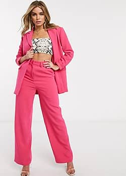 Ivyrevel blazer co ord in hot pink