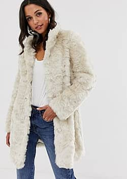 MbyM faux fur coat-White