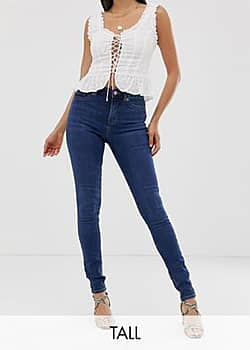 New Look skinny jeans in blue