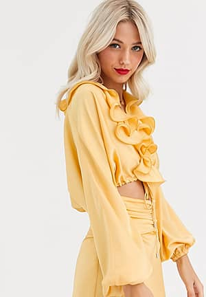 knowing of this co-ord top