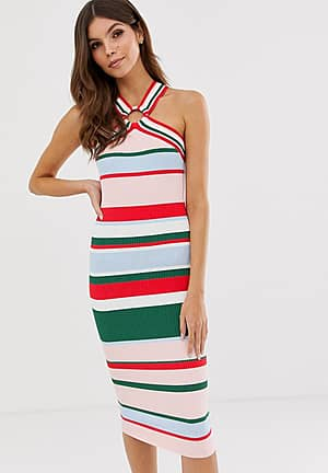 Iyndiaa bodycon dress