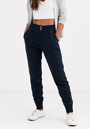 high rise jogger trackpant