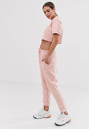 Coeeze Sweat pants in pink
